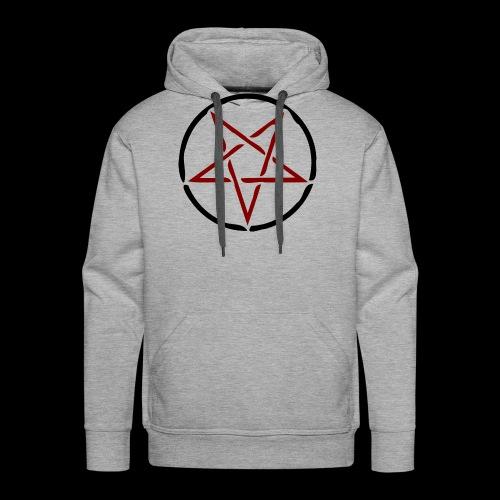 pentagram-158815_1280 - Männer Premium Hoodie