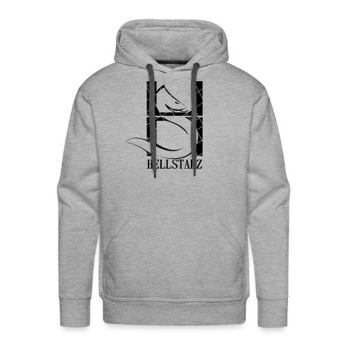 HELLSTARZ SNK - Sweat-shirt à capuche Premium pour hommes