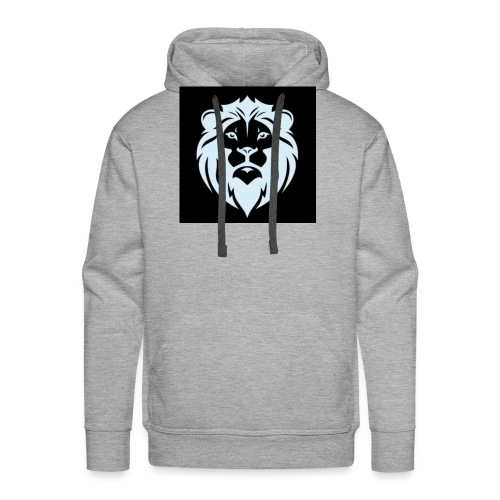Inverted Lion Collection - Men's Premium Hoodie