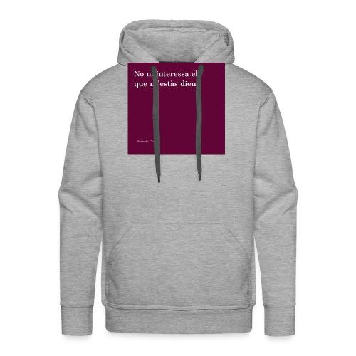 20200110 191357 - Sudadera con capucha premium para hombre