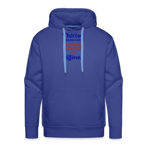 Thérèse - Sweat-shirt à capuche Premium pour hommes