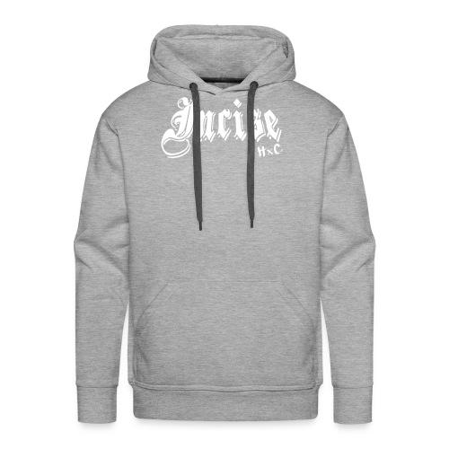 incise - Sweat-shirt à capuche Premium pour hommes