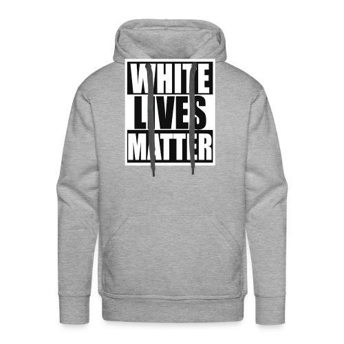 Black Lives Matter Shirt Black Lives Matter Hoodie - Felpa con cappuccio premium da uomo
