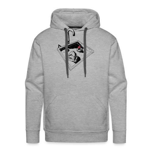 Wasbak - Sweat-shirt à capuche Premium pour hommes