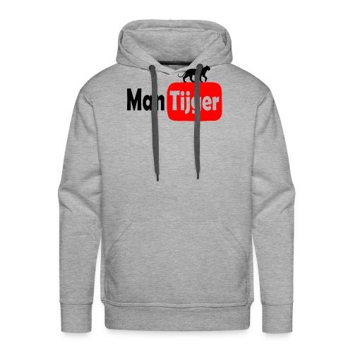 mantijger - Mannen Premium hoodie