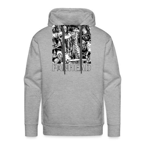 Panhead motordetail 03 - Mannen Premium hoodie
