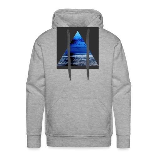 OceanBlue - Men's Premium Hoodie