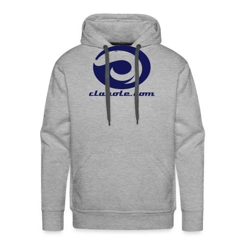 clanole2 - Sudadera con capucha premium para hombre