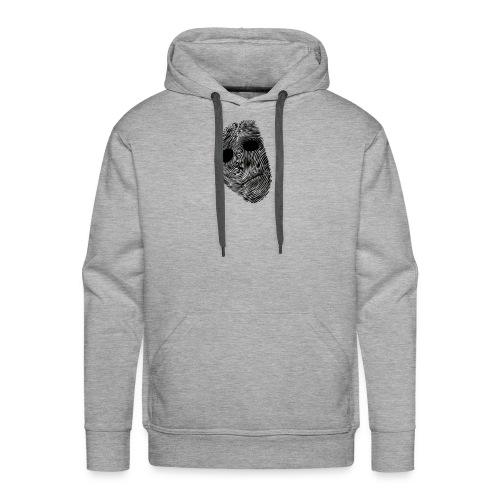 Paranormal Forensics Logo - Men's Premium Hoodie