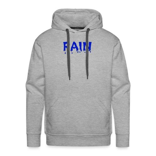 RAIN Logo - Männer Premium Hoodie