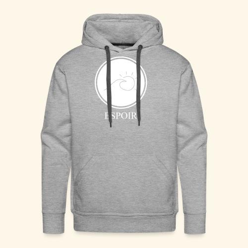Espoir sun and waves - Men's Premium Hoodie