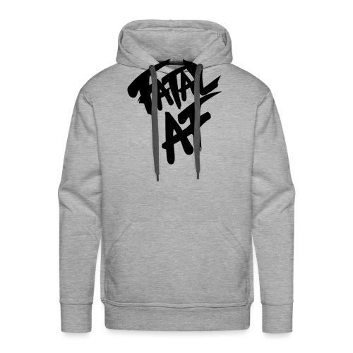 fatalaf - Sweat-shirt à capuche Premium pour hommes