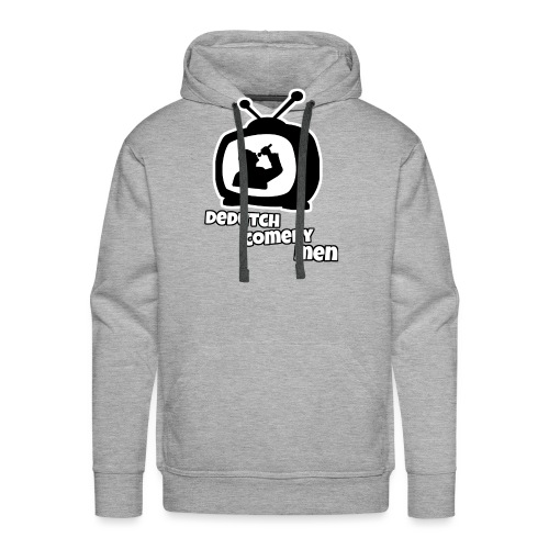 DeDutchComedyMen - Mannen Premium hoodie
