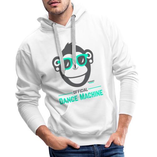 Official Dance Machine - Männer Premium Hoodie