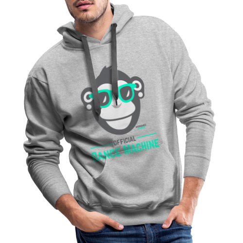 Official Dance Machine - Männer Premium Hoodie