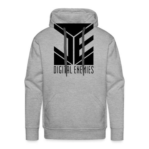 Digital Enemies - Männer Premium Hoodie