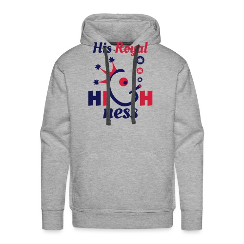 His Royal Highness - Men's Premium Hoodie
