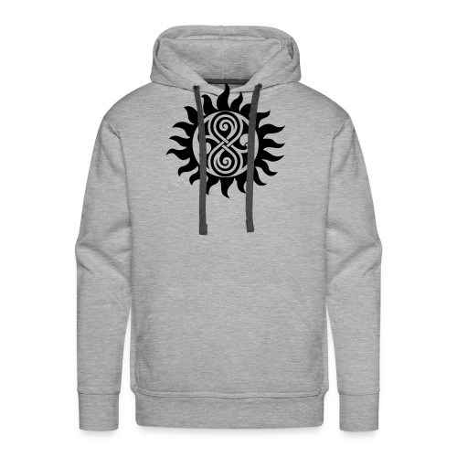 Superwho (vector) Hoodies & Sweatshirts - Men's Premium Hoodie