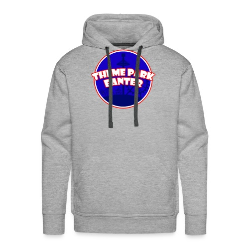theme park banter logo - Men's Premium Hoodie