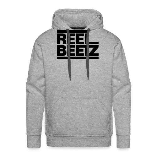 REEL BEETZ schwarz - Männer Premium Hoodie