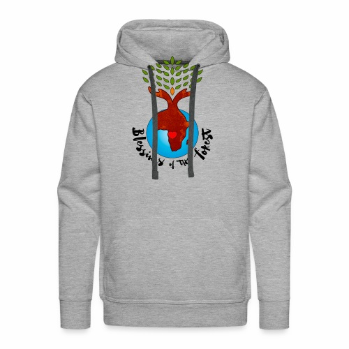 Blessings Of The Forest - Men's Premium Hoodie