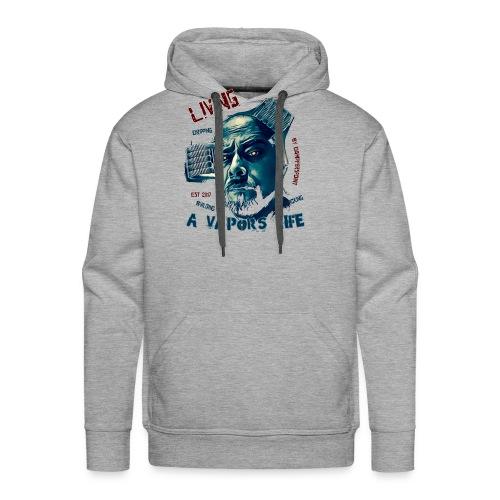A Vapors Life - Männer Premium Hoodie