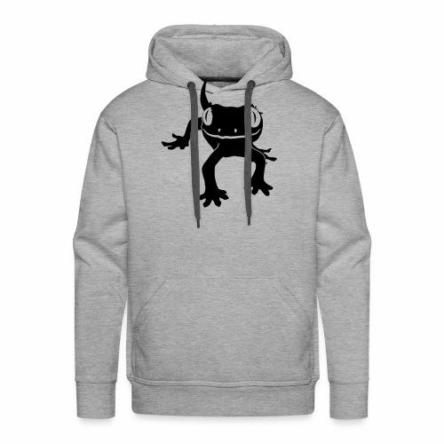 Crested Gecko - Männer Premium Hoodie