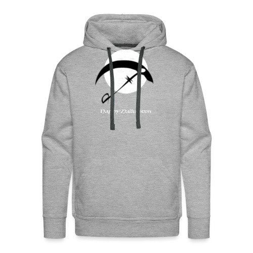 Halloween sickle in the night - Männer Premium Hoodie