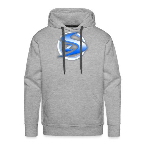 StormSense Logo 2 png - Men's Premium Hoodie