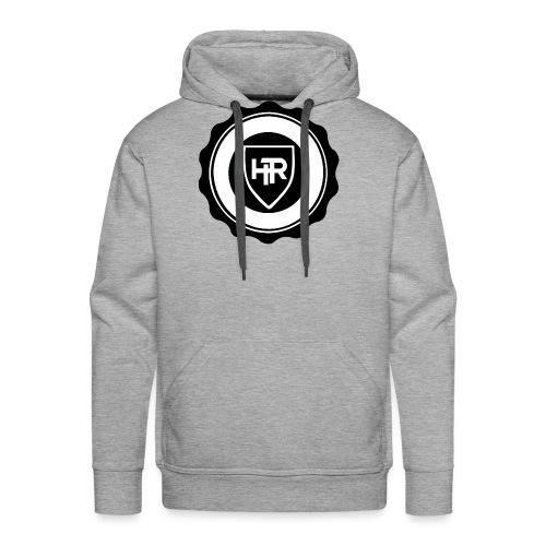 HR logo INC - Sweat-shirt à capuche Premium pour hommes