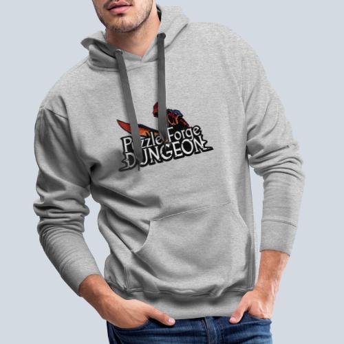 logo tshirt pfd - Sweat-shirt à capuche Premium pour hommes