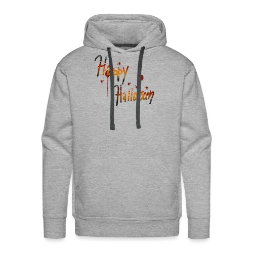 Happy halloween - Sweat-shirt à capuche Premium pour hommes