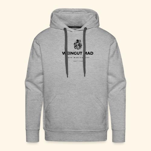 Weingut MAD - Männer Premium Hoodie