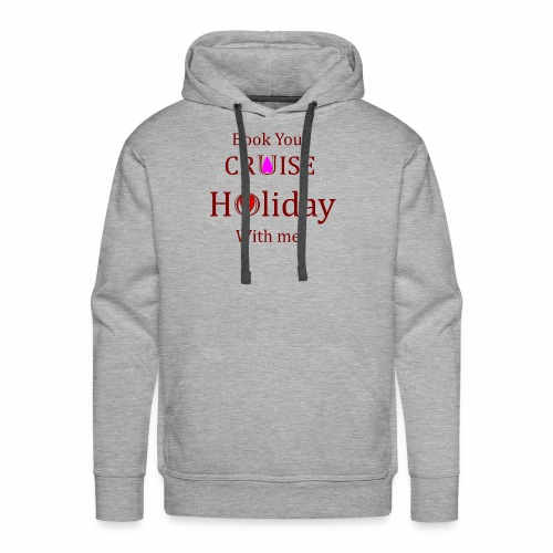 Book your Holiday 1 - Men's Premium Hoodie