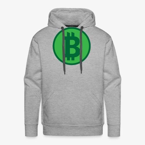 Bitcoin - Sweat-shirt à capuche Premium pour hommes