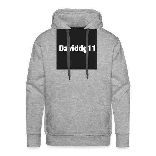 daviddg11 - Men's Premium Hoodie