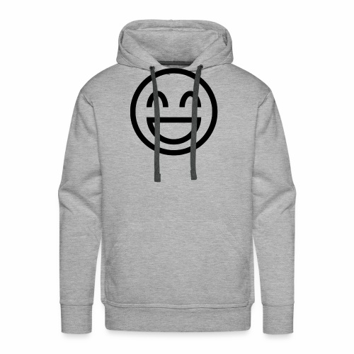EMOJI 10 - Sweat-shirt à capuche Premium pour hommes