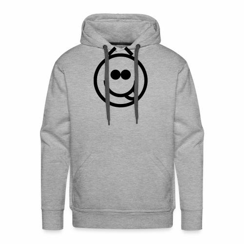 EMOJI 20 - Sweat-shirt à capuche Premium pour hommes