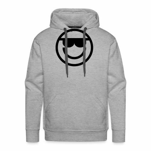 EMOJI 12 - Sweat-shirt à capuche Premium pour hommes