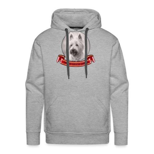 Proud dog owner - Men's Premium Hoodie