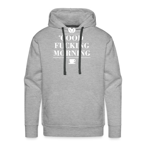 Good Morning - Männer Premium Hoodie