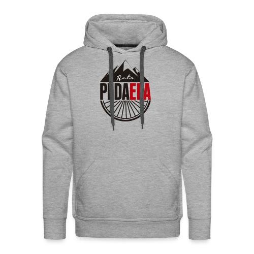 PEDAELA - Sudadera con capucha premium para hombre
