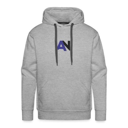 LOGO ANDRE - Sweat-shirt à capuche Premium pour hommes