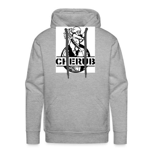 t-shirt cherub - Sweat-shirt à capuche Premium pour hommes