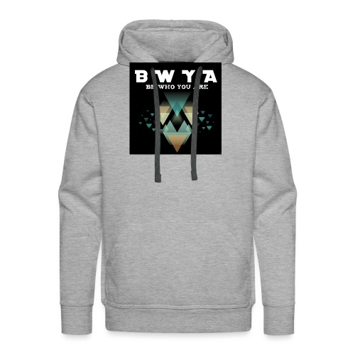 BWYA Damenshirt - Explosion - Männer Premium Hoodie