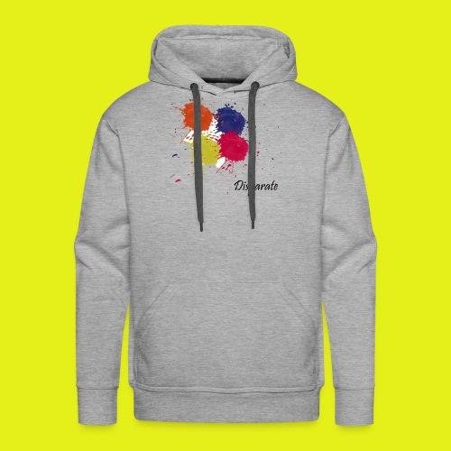 Camiseta 3 - Sudadera con capucha premium para hombre