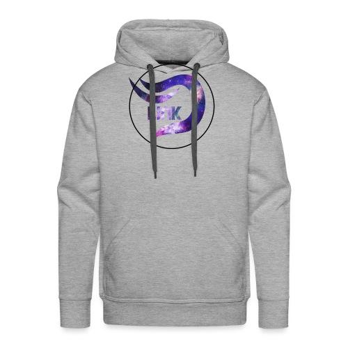 Daza Link Galaxy Theme Merchandise - Men's Premium Hoodie