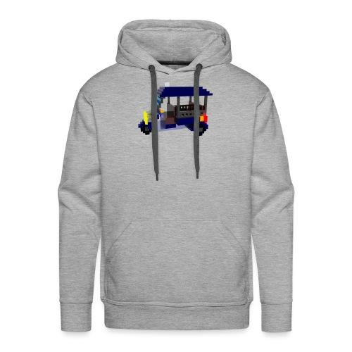 xTshirt TukTuk 3 - Felpa con cappuccio premium da uomo