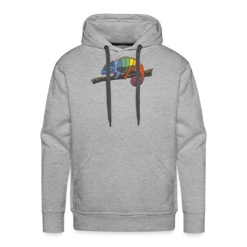 Chameleon T-Shirt - Männer Premium Hoodie