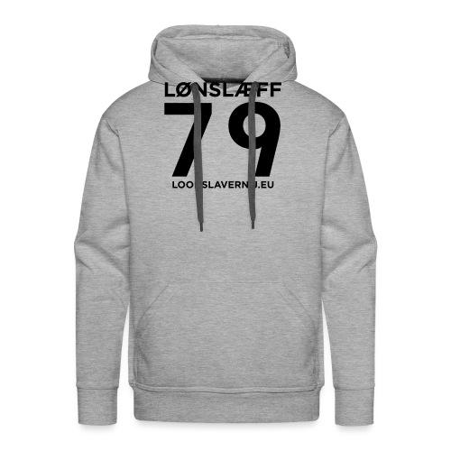 100014365_129748846_loons - Mannen Premium hoodie